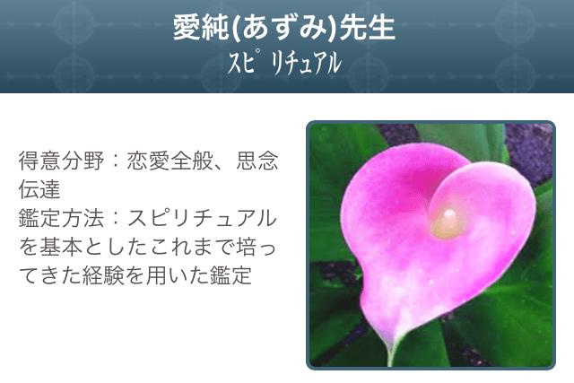 愛純先生の写真