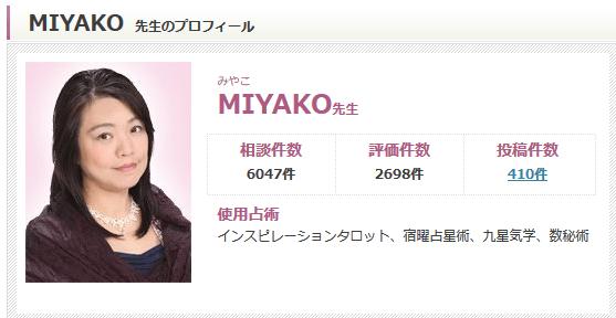 MIYAKO先生の写真